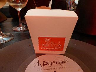 Restaurante A Fuego Negro en San Sebastián