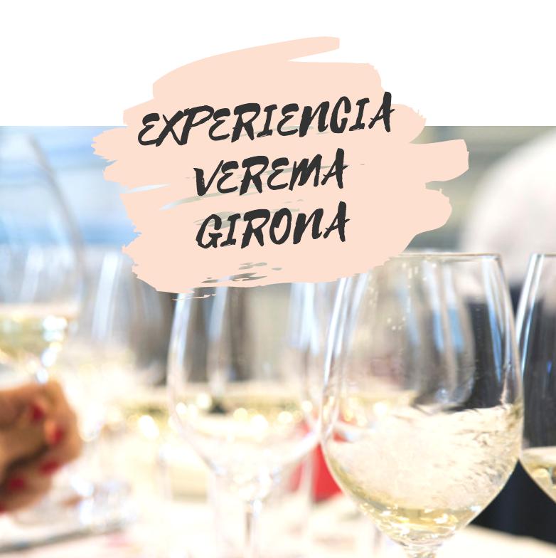 Experiencia Verema Girona