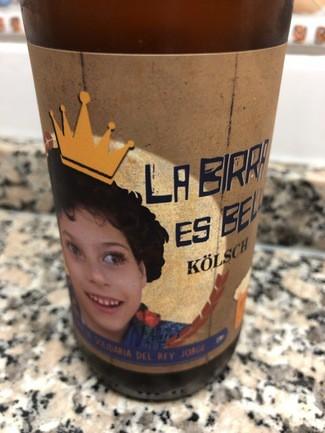 La birra es bella
