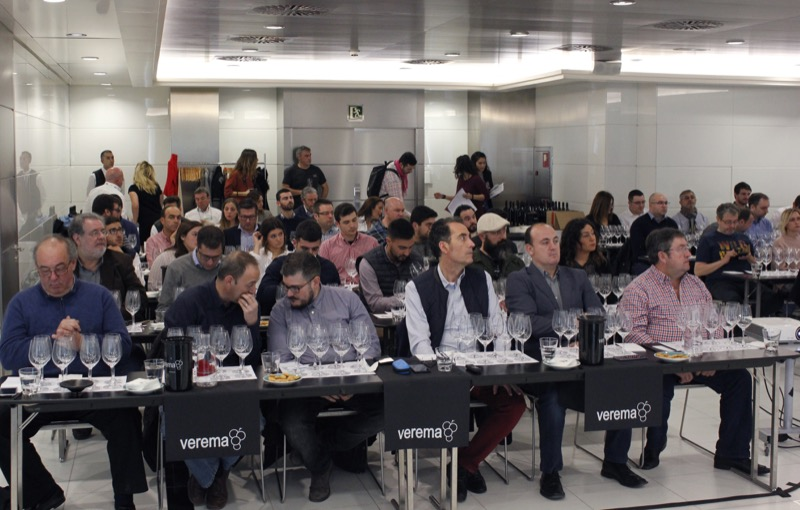 Cata hispano Experiencia Verema Valencia
