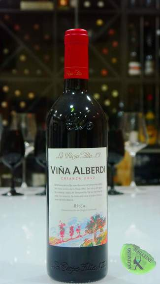 Viña Alberdi Crianza 2012    92 puntos Guía de Vinos AkataVino