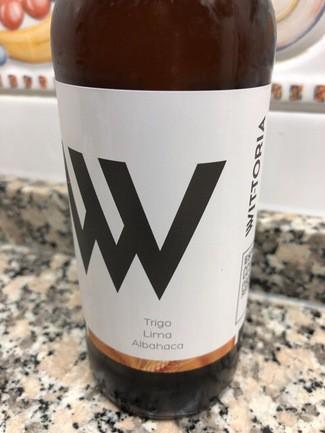 Wit-toria witbier