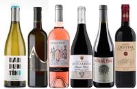 Selección de vinos de julio viajando por España, Italia y Francia