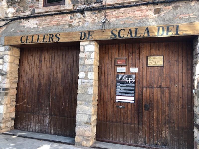 Celler Scala Dei