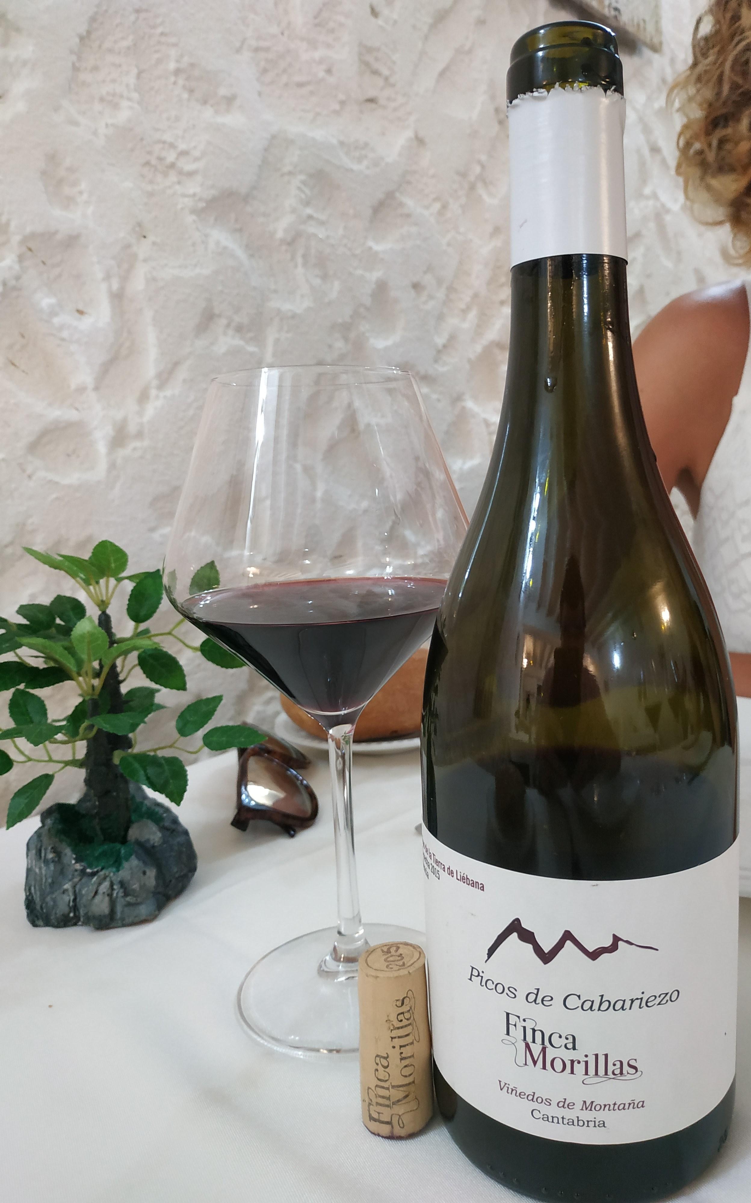 Restaurante La nogalea Finca Morillas 2015 (VT Liébana)