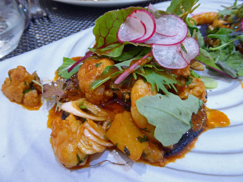 Restaurante AIE Gastrobar Detalle taco