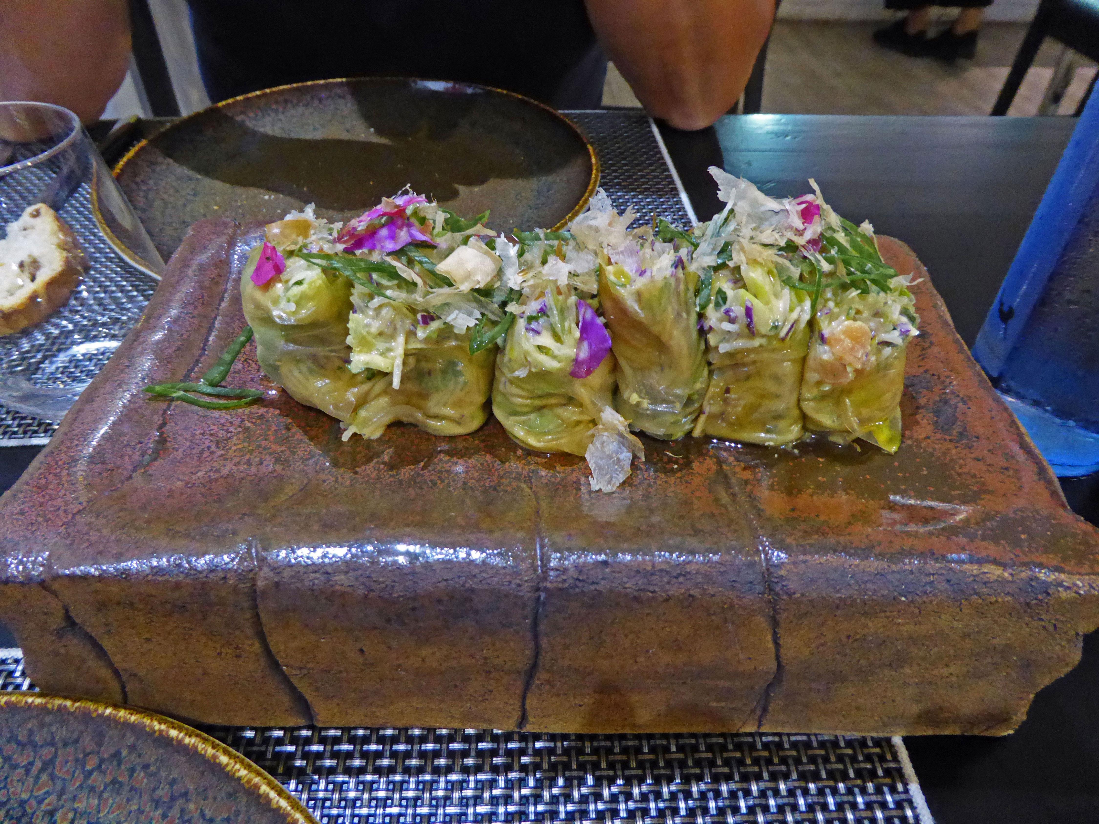 Restaurante AIE Gastrobar Goi Cuon