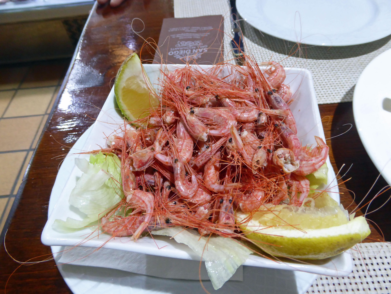 Restaurante San Diego Camarones