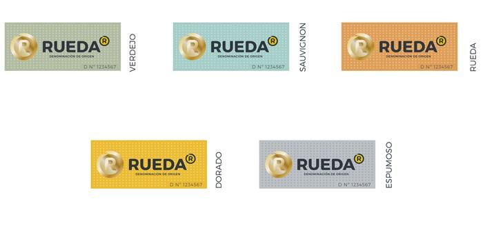 Etiquetado nuevo DO Rueda