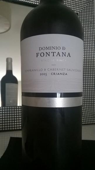 Dominio de Fontana Crianza 2015
