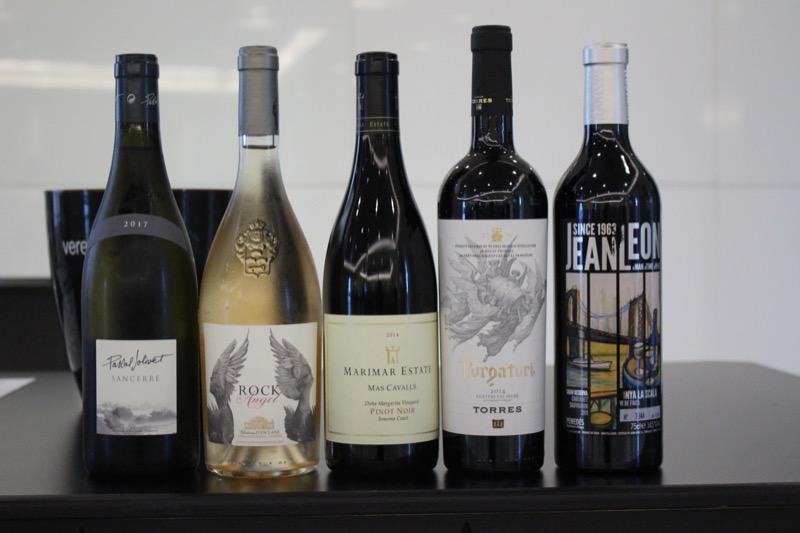cinco vinos