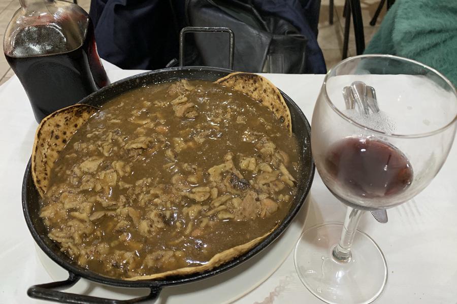 Restaurante La Amistad Gazpacho