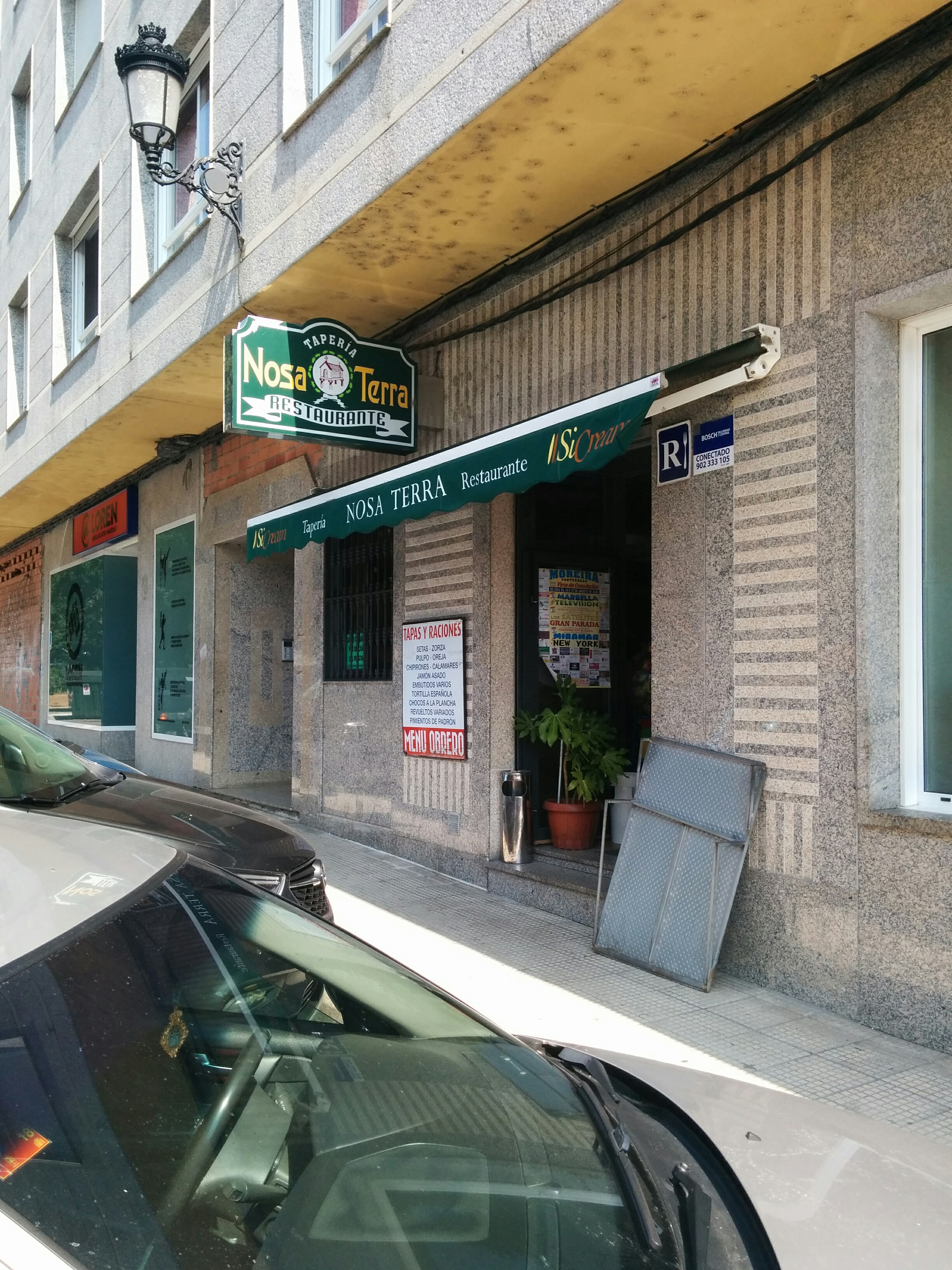Restaurante Tapería Nosa Terra