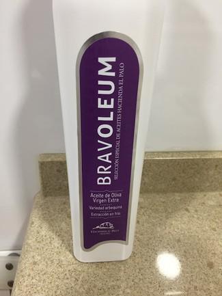 Bravoleum virgen extra Arbequina 2018