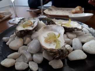 Restaurante Galerna Jan Edan en Donostia-San Sebastian