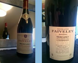 "Domaine Faiveley ""La Framboisiere"" Monopole 2016"