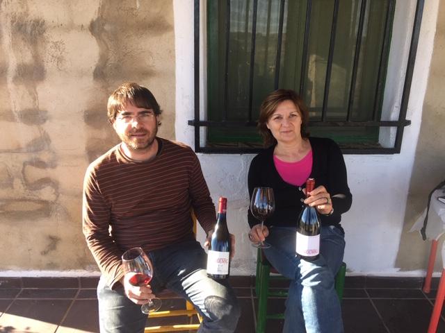 Albertina y Raúl