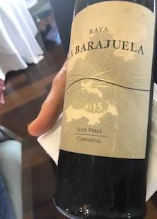 La Raya La Barajuela.