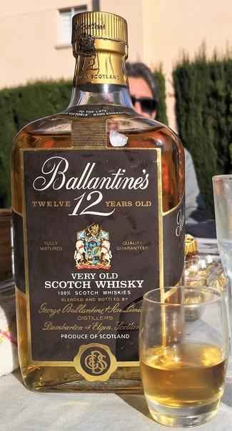 Ballantines 12