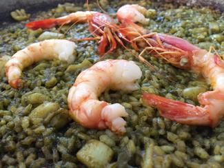 Restaurante Arrocería MariBel en El Palmar