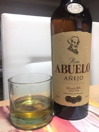 Abuelo Añejo Reserva Especial