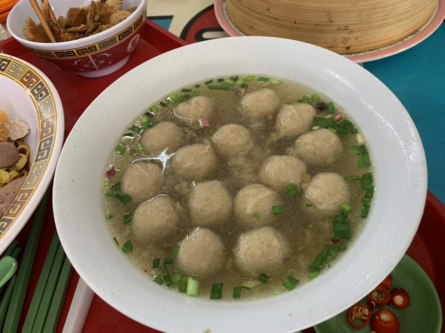 Restaurante Tai Wha Bak Chor Mee