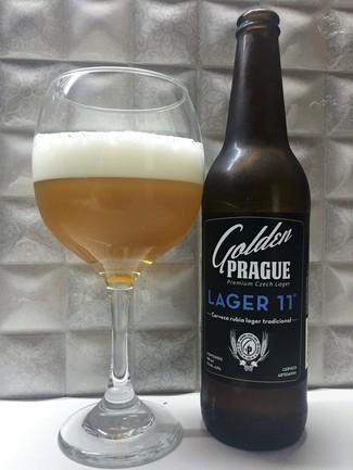 Golden Prague Lager 11°