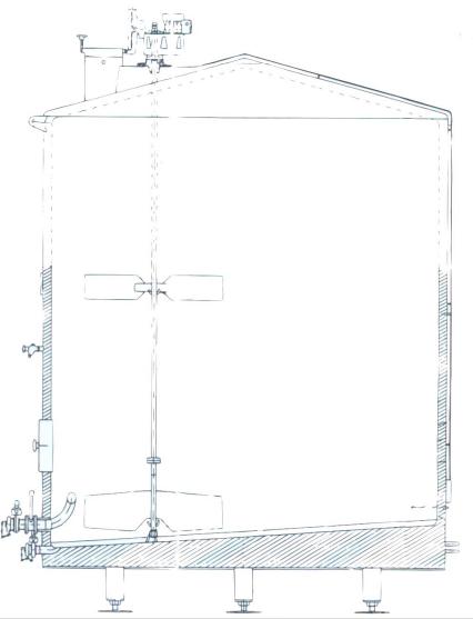 depósito preparación tiraje