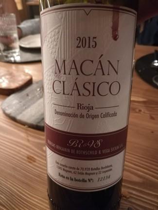 Macan Clasico. 2015