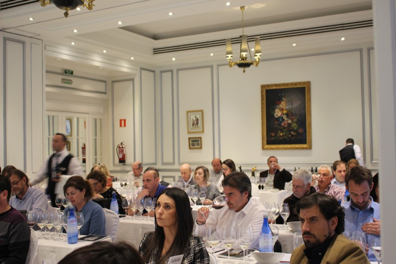 Sala de catas Portugal Decanta 2019