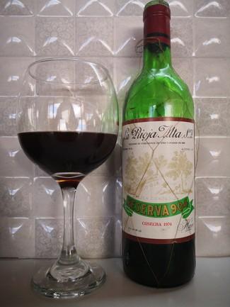 Rioja Alta Gran Reserva 904 1970