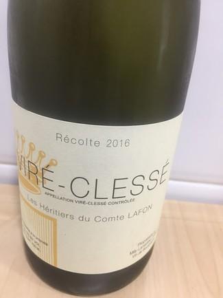 Les Héritiers du Comte Lafon Viré-Clessé 2016