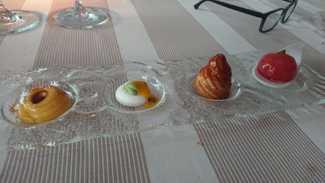Restaurante Tribeca en Sevilla