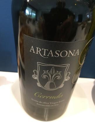 Artasona Virgen Extra Cerruda