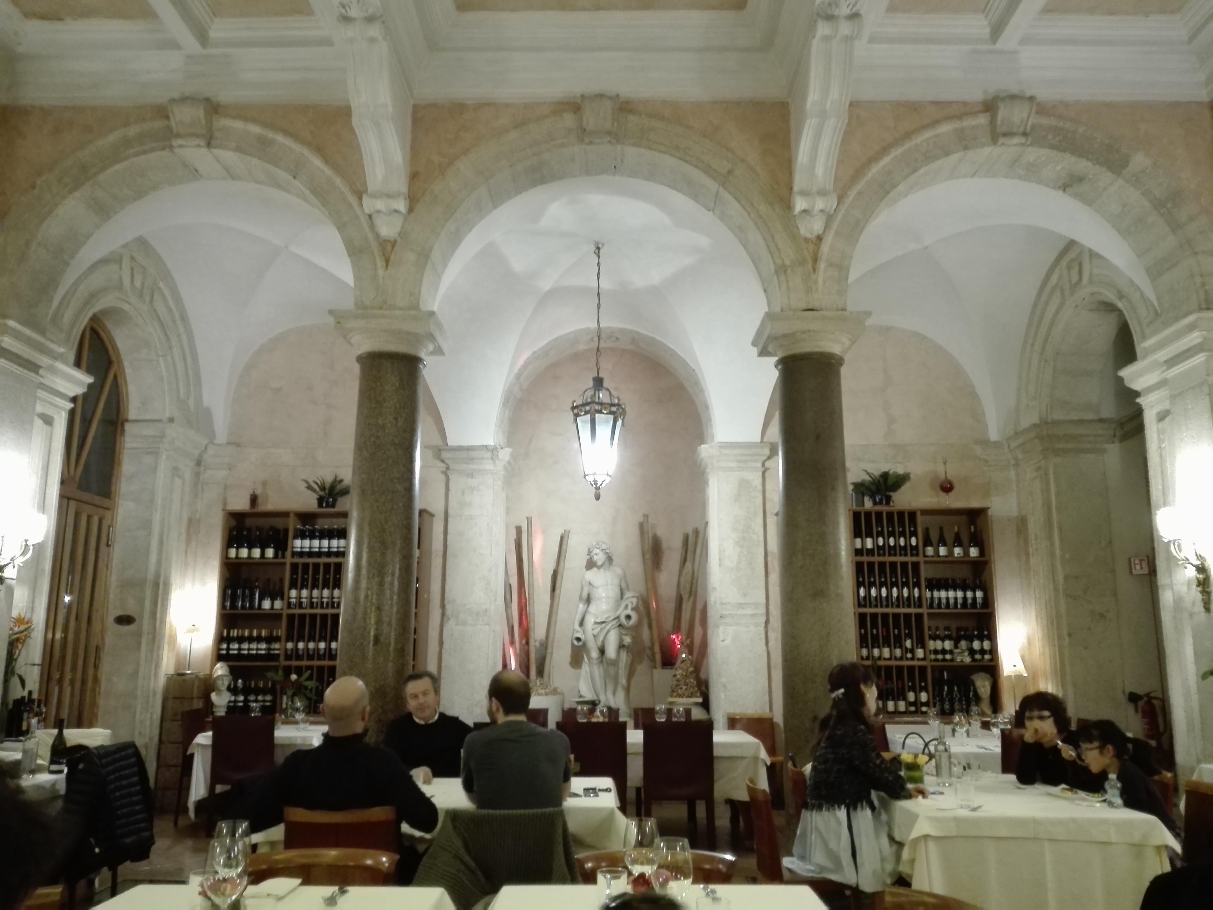 Restaurante Casa Bleve