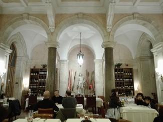 Restaurante Casa Bleve en Roma (Italia)