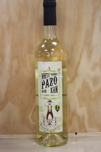 White wine Pazo do Xan 2017