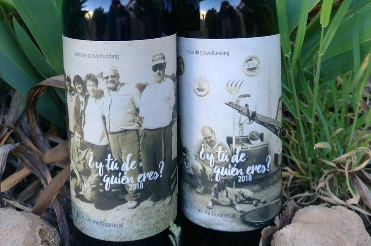 Gratias Wine. ¿Y tú de quién eres?