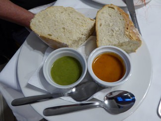 Restaurante Salmarina en Playa Honda (Lanzarote)