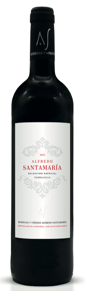 Alfredo de Santamaria Crianza 2013