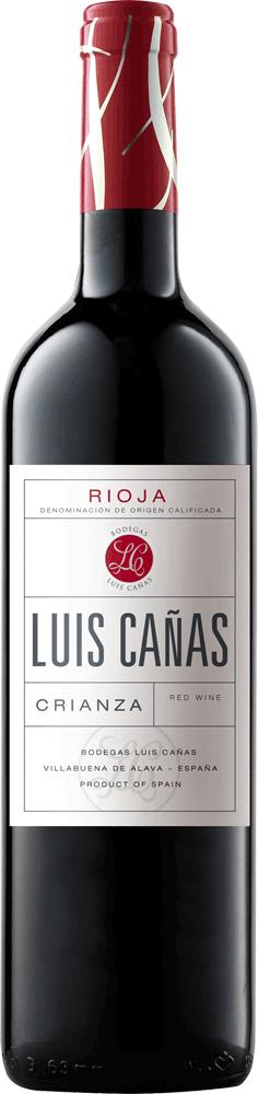 Luis Cañas Crianza 2015