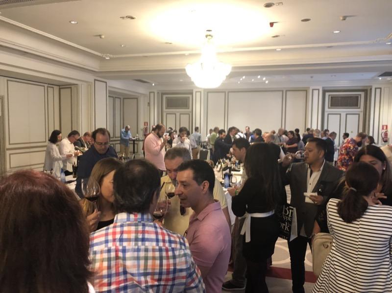 Experiencia Verema Madrid 2019. Eventos vino