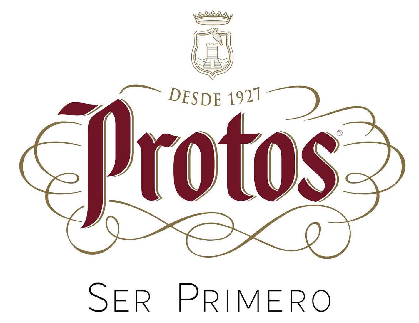 Logo Bodegas Protos
