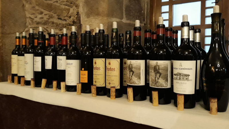 vinos ribera del duero santiago