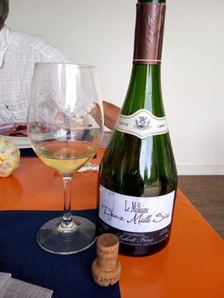 Laherte Frères Le Millésime Deux-Mille-Six 2006, AOC Champagne
