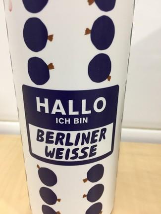 Mikkeller Hallo Ich Bin Berliner Weisse - Cassis