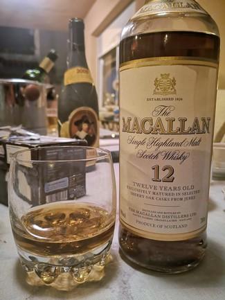 The Macallan Fine Oak 12