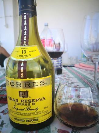 Torres Gran Reserva 10 años