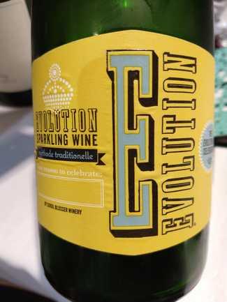 Sokol Blosser Evolution Sparkling Wine