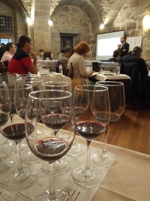 Experiencia Verema Santiago de Compostela